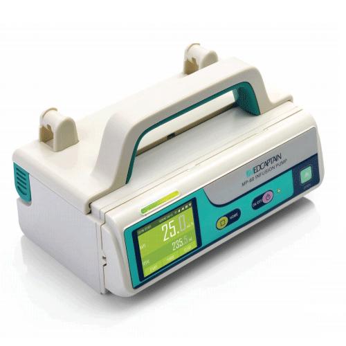 Bomba de infusión modular de 1 canal