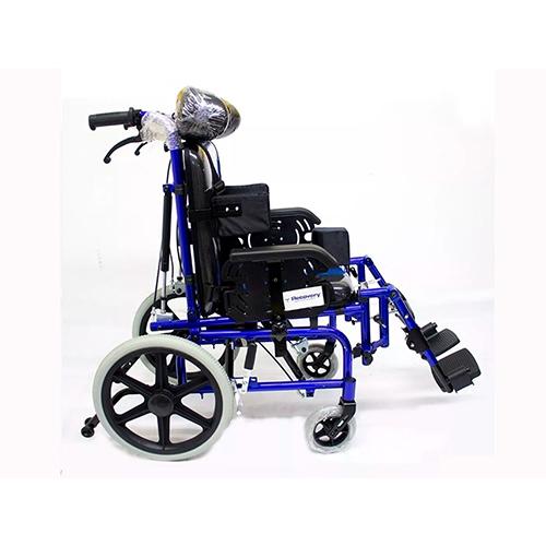 Silla de ruedas neuro reclinable