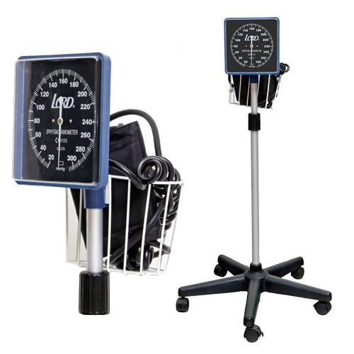 Tensiometro de pie rodable
